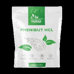 Phenibut HCL 500 mg 90 cápsulas