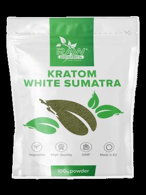 Kratom Blanco de Sumatra polvo 100 gramos